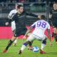 Mattia Aramu harhautteli Fiorentinan pelaajaa Serie A:ssa