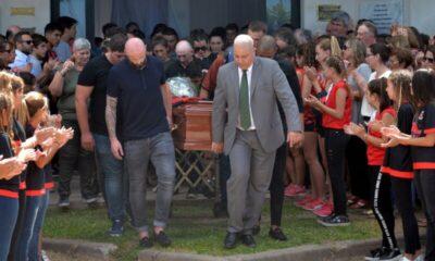 Emiliano Salan hautajaiset