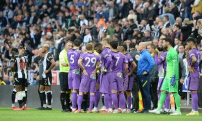 Newcastle Tottenham 17.10.2021