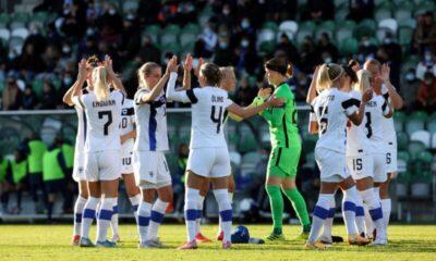 naisten jalkapallomaajoukkue Helmarit